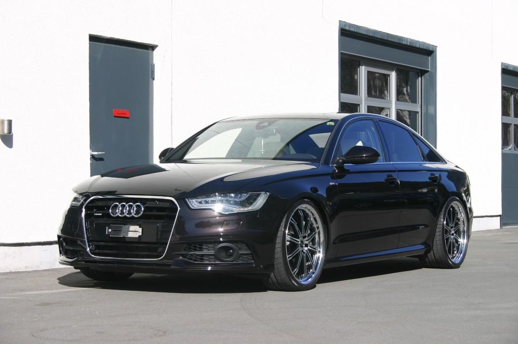Audi A6 3 0tfsi Mit Work Felgen Cartech Ch Autotechnik