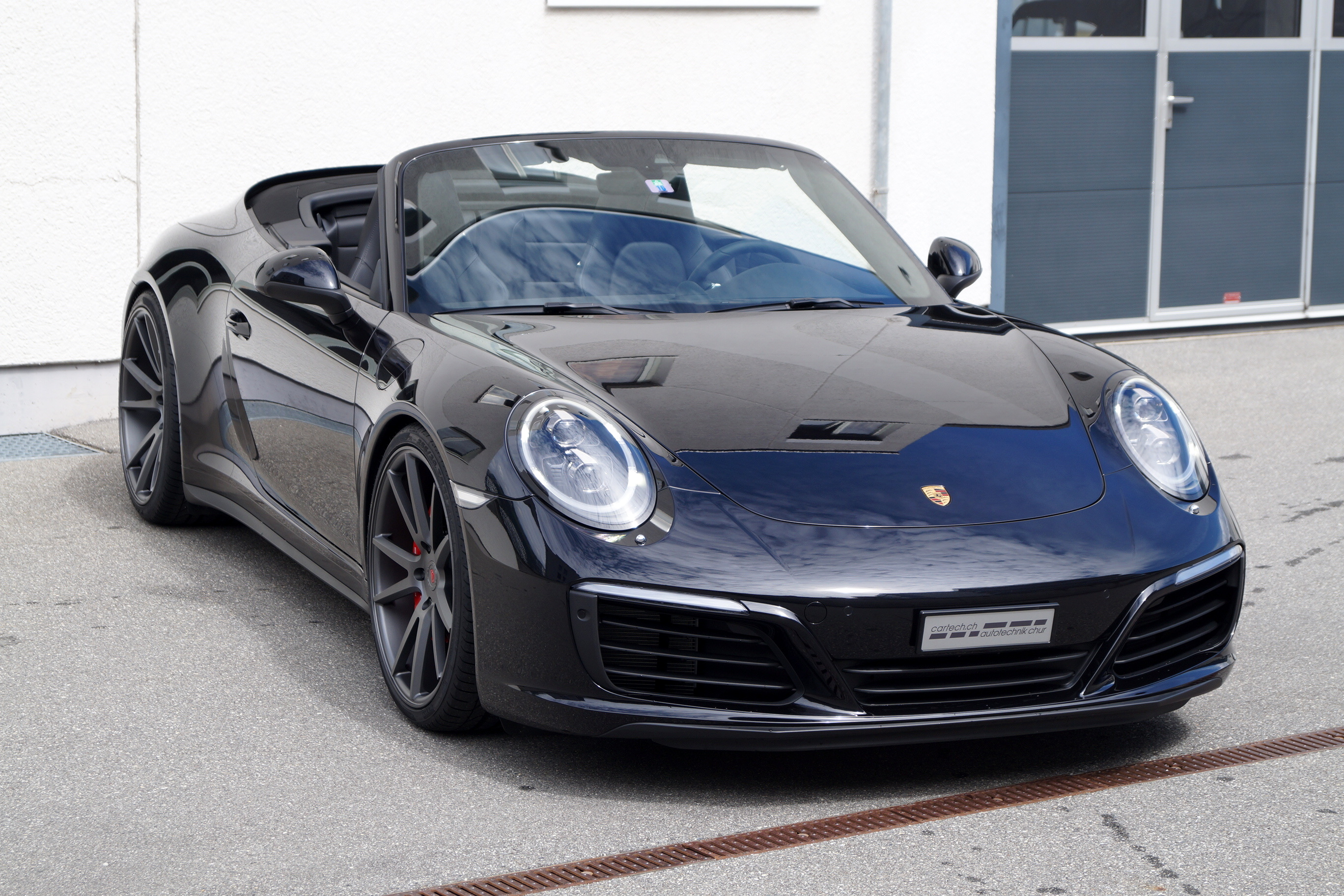 porsche 911 carrera 4s cabrio by cartech autotechnik ag chur. Black Bedroom Furniture Sets. Home Design Ideas